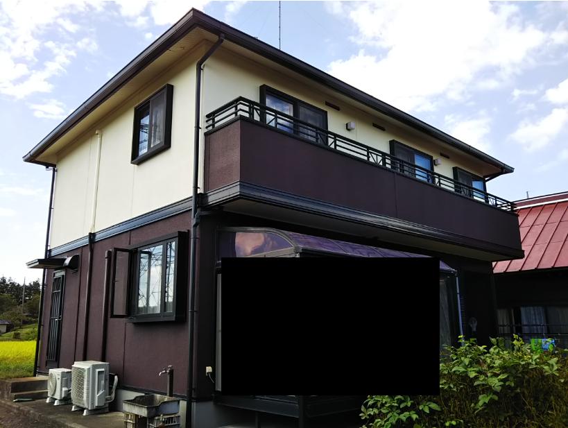 【大田原市】W様邸 屋根外壁他塗装工事