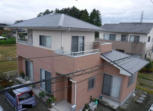 【那須塩原市】K様邸 屋根塗装工事