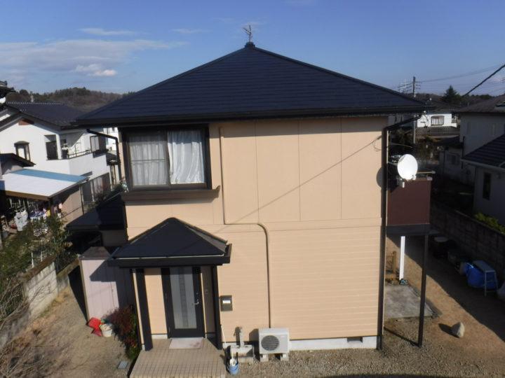 【那須塩原市】Y様邸 屋根外壁他塗装工事