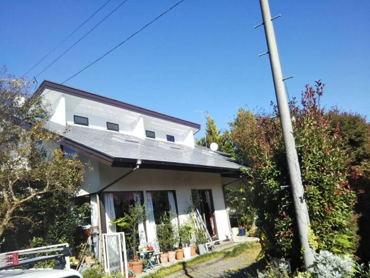 【大田原市】T様邸 屋根塗装工事