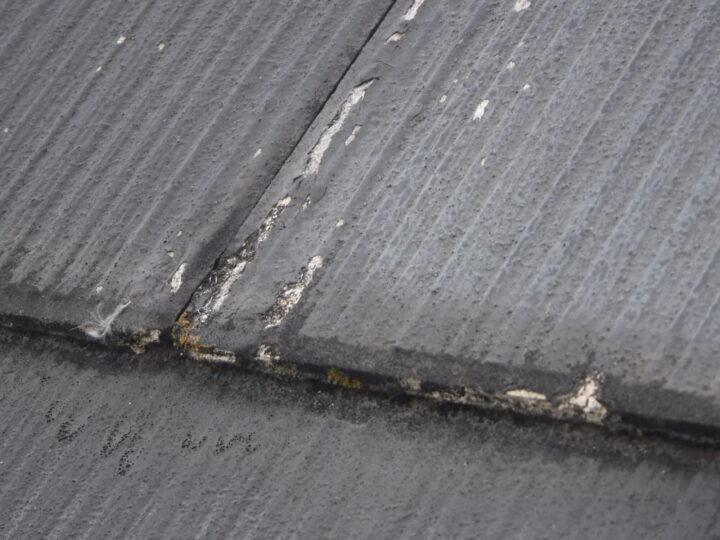 屋根 塗膜剥離