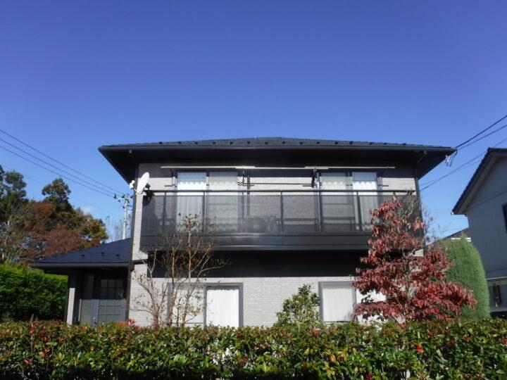 S様邸 屋根外壁塗装工事