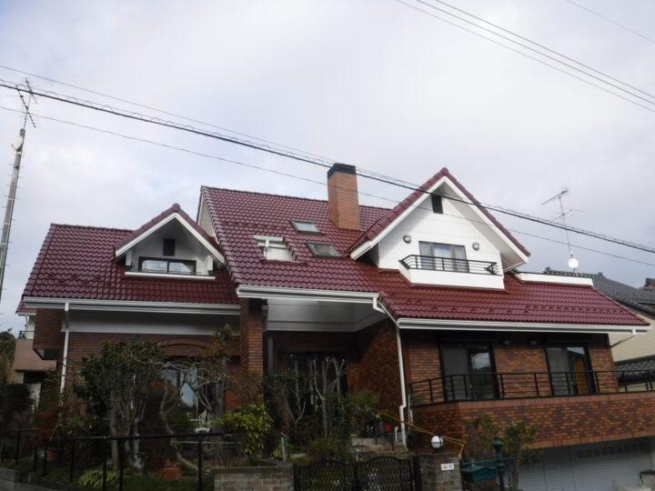 Y様邸 屋根塗装工事