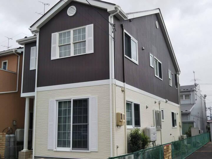 W様邸 屋根外壁塗装工事