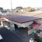 さくら市 Y様車庫 屋根・外壁塗装