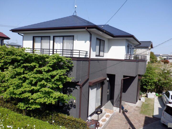 【宇都宮市】H様邸 屋根・外壁塗装工事