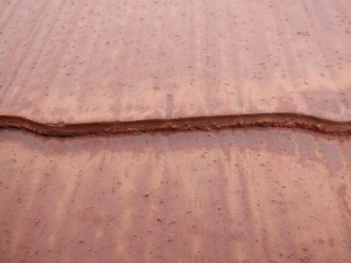屋根 縁切り不良