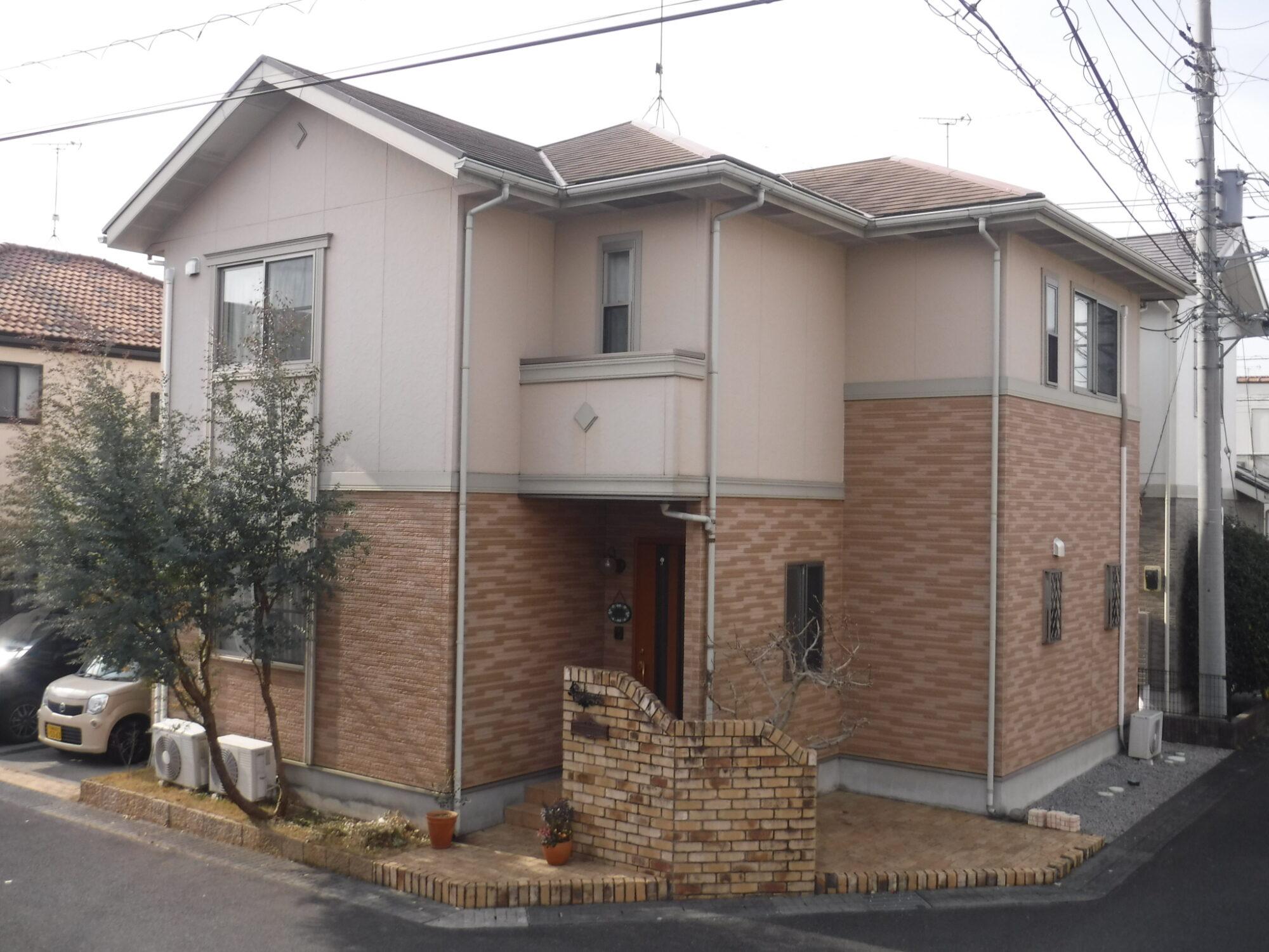 【宇都宮市】K様邸 屋根外壁塗装工事