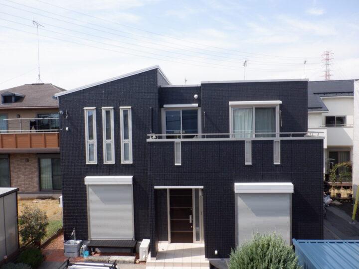 【高根沢町】M様邸 屋根・外壁塗装工事(屋上防水含む)
