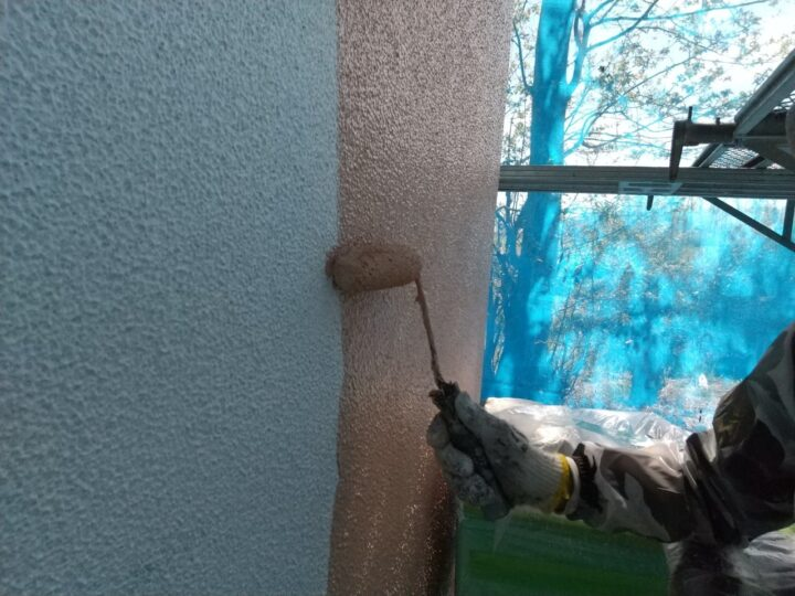外壁 中塗