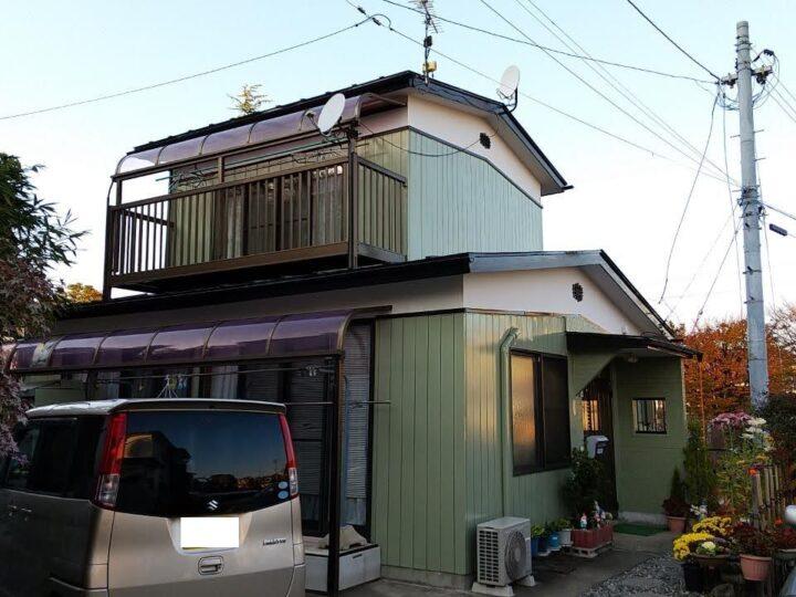 M様邸 屋根外壁塗装工事