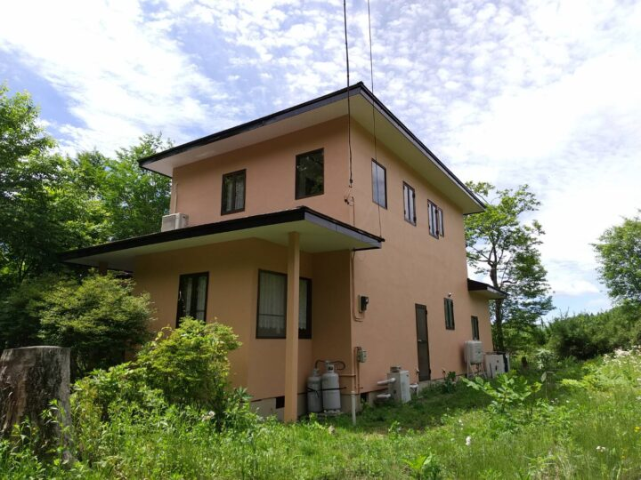 【那須町】T様邸 屋根塗装・外壁塗装・内装工事