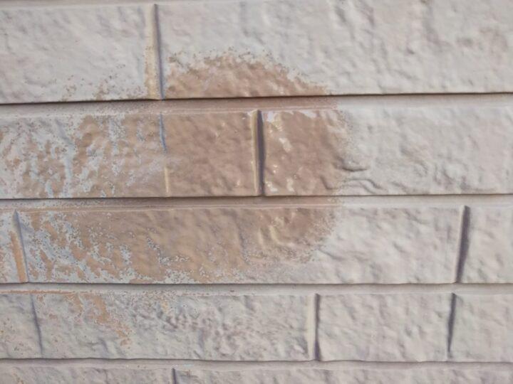 外壁 防水テスト