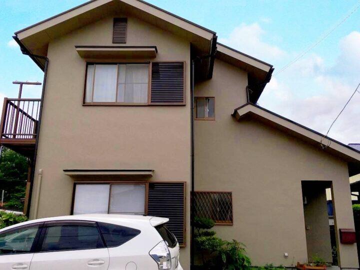 【那須塩原市】Y様邸 屋根塗装、外壁塗装、付帯塗装
