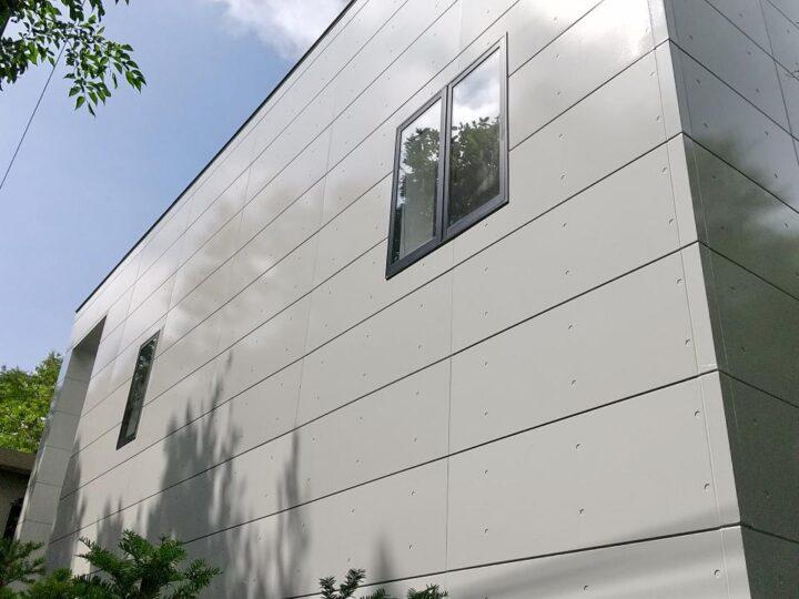 【那須町】K製作所様 屋根外壁他塗装工事