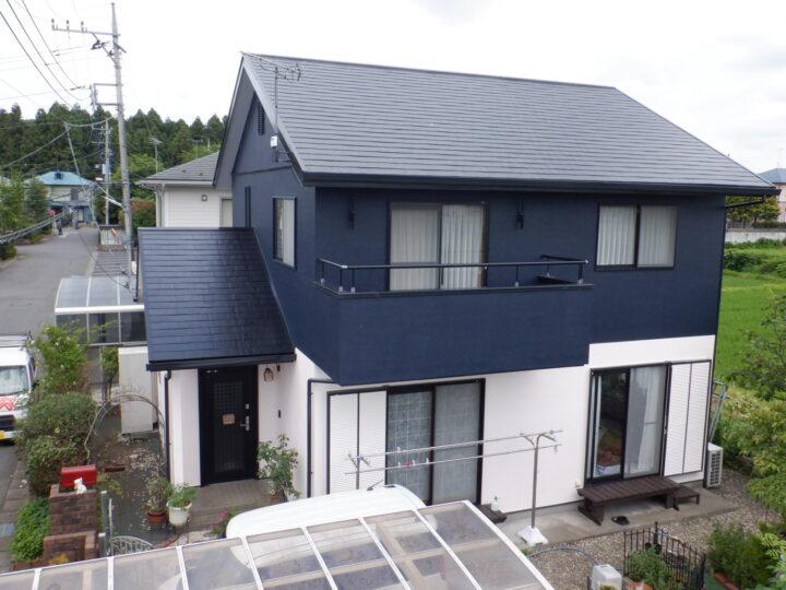 【さくら市】S様邸 屋根・外壁塗装工事