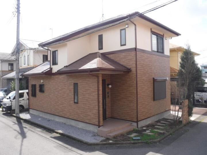 【宇都宮市】T様邸 屋根・外壁塗装工事