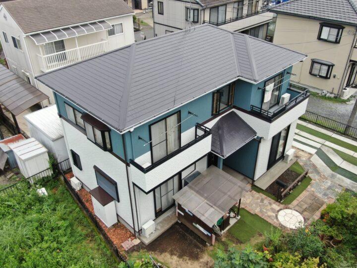 【宇都宮市】M様邸 屋根・外壁塗装工事
