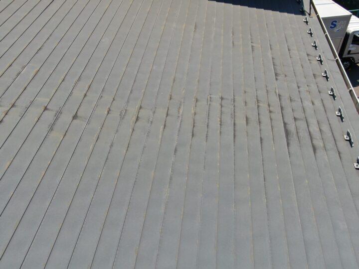 屋根 サビ