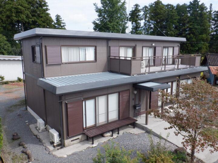 【さくら市】A様邸 屋根外壁塗装工事